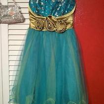 Prom Dress Homecoming Dress Dance Dress Size 5 - Xoxo Brand Photo