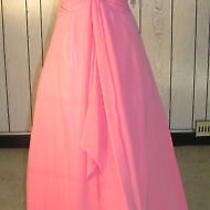 Prom Dress Pink What's Hot Style A007 Nwt Size 4 159 Photo
