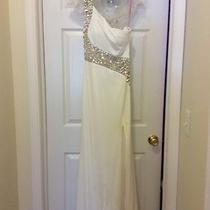 Prom Formal Gown by Blush Size 0 Photo