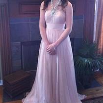 Prom / Homecoming / Bridesmaids Dress Sheri Hill Size 2 Blush Pink Photo