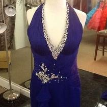 Prom Pageant Dress Blush Prom Royal Size 6 Photo