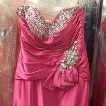 Prom Pageant Dress by Blush Prom Pink Size 18 Photo