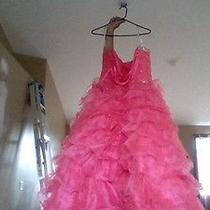 Prom/quince Dress Photo