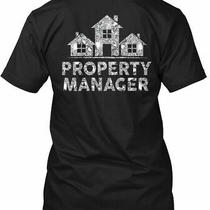 Property Manager New Year Special - Gildan Tee T-Shirt Cotton Crew Neck Photo