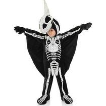 Pterodactyl Fossil Toddler Costume Photo