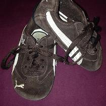 Puma Baby Boys Sneakers Size 4 Photo