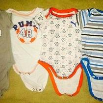 Puma Baby Clothes Photo