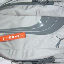 Puma Backpack/laptop Stealth and Earphone Photo