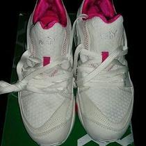 Puma Blaze of Glory Mesh Evolution Cream Sz 8 Uk 7 Sneaker Freaker Ronnie Fieg Photo