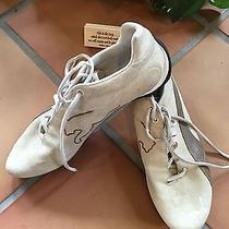 Puma Bone/brown on Black/white Men's Size 11m Tennis Shoes Sneaker Pre-Owned Photo