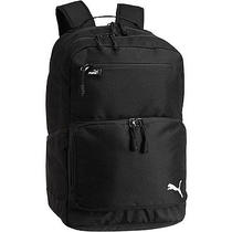 Puma Book Backpack Black 893479 01 New  Photo