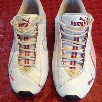 Puma Cell Athletic Women Shoes Sneakers Size 8 - Excellent Condition Photo
