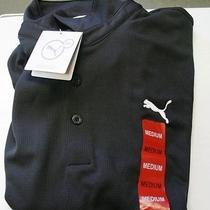 Puma Cell Perfomance Short Sleeve Polo Black Medium  Photo