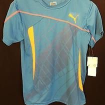 Puma Cool Cell Climate Control Sports Shirt Nwt Size Small Photo
