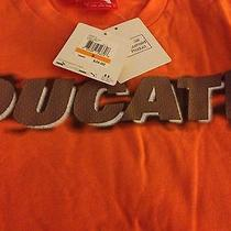 Puma Ducati Orange Rare Small Photo