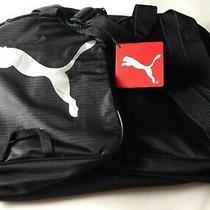 Puma Evercat Dispatch 19 Travel Gym Luggage Sport Duffel Bag Black-Nwt Photo