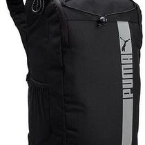 Puma Fuse Fitness Backpack Black 892143 01 New  Photo