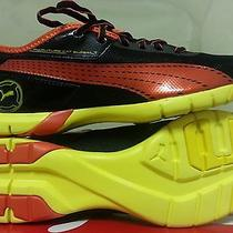Puma Future Cat Super Lt Nc Men's Athletic Sneaker Shoe Size 91011 Rare Color  Photo