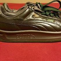 Puma Gv Special Luxury Pewter/green Men's 8.5 Gently Worn Photo