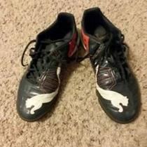 Puma Indoor Soccer Shoes Photo