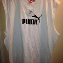 Puma Mens Muscle T Shirt Photo