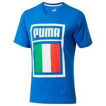 Puma Mens National Team Blue Running Fitness T-Shirt Athletic L Bhfo 0226 Photo