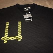 Puma Mesh Sweatshirt Men's Xl New New Photo