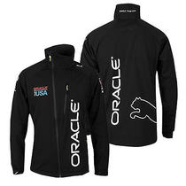 Puma Oracle Team Usa Ocean Racing Small Softshell Jacket America's Cup Race Photo
