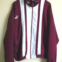 Puma Performance Full-Zip Jacket Large New Photo