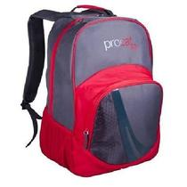 Puma Procat Game Day Backpack - Red/gray Photo
