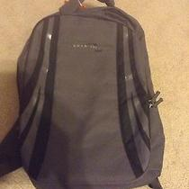 Puma Procat Splitform Backpack School Bag Laptop Pocket in Gray Black Photo