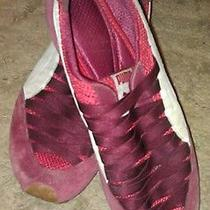 Puma Red Womens Sneakers 9.5 Photo