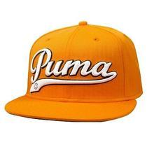 Puma Script Cool Cell Snapback Cap Photo