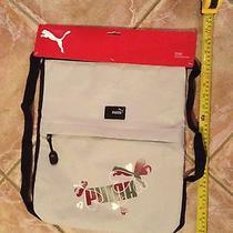 Puma Sinch Bag Backpack Carrysack Gift Present . Photo