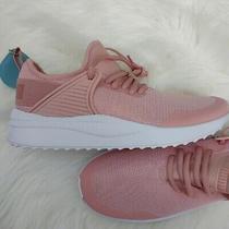 Puma Soft Foam Optimal Comfort Pink Tennis Shoes Women Size 8 Blush Nude Rose  Photo
