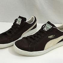 Puma Suede Men's Athletic Shoes Size 10 Stylish Quality Very Nice Photo