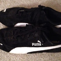 Puma Suede Sneakers Photo