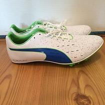 Puma Tfx Sprint V5 Men's Track Shoes Style 187857 01 Msrp 60 Usain Bolt 9 Photo