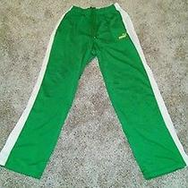 Puma Track Pants Size Medium Euc Rare Vintage Joggers Sweatpants Photo
