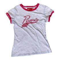 Puma Trendy T-Shirt Size 12 Photo