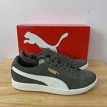 Puma Vikky Softfoam Women's Size 6.5 Sneaker Quiet Shade/ White Nib Photo