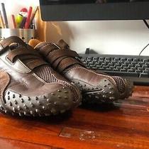 Puma Vmc-0705 Brown Hook & Loop Closure Running Sneakers Size 11.5 Us Photo