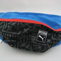 Puma Waist Bag / Blue Photo
