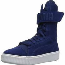 Puma Women's Boot Quil Wn Platform Blue Size 7.0 Photo