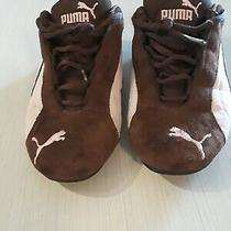 Puma Women Sz 8 (38.5)summercat Sport Brown/pink Athletic Walking Comfort Shoes Photo