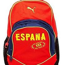 Puma World Cup Ball Backpack Red Red Photo