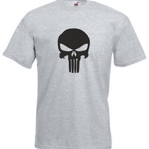 Punisher Skull Punisher Inspired Printed Tshirt Photo
