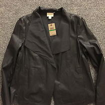 Pure Dkny Lleather Jacket