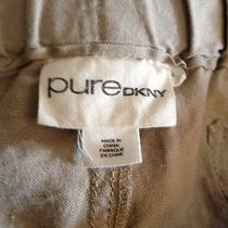 Pure Dkny Pants Size S Photo