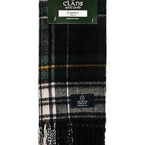 Pure New Wool Scottish Tartan Clan Scarf - Campbell Dress Photo